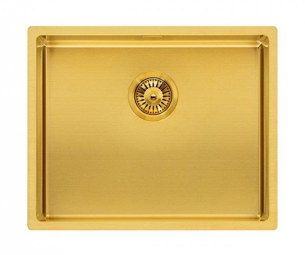 Reginox Einbauspuele Miami 50x40 gold