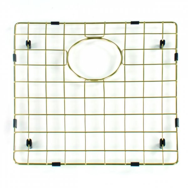 Reginox BOTTOM GRID 40X40 GOLD Bodengitter Miami