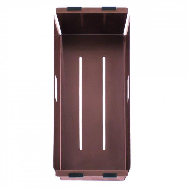 Reginox Restebeckeneinsatz Colander Copper Metal Edelstahl