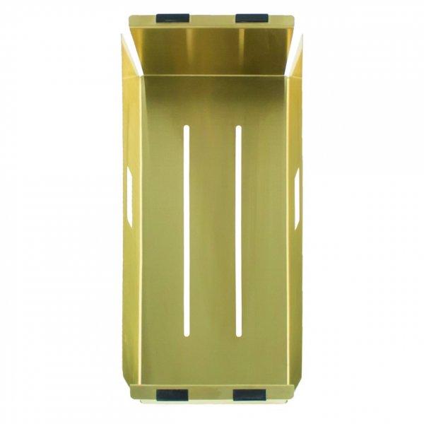 Reginox Restebeckeneinsatz Colander Gold Edelstahl