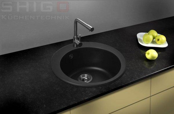SHIGO-runde-Granit-Einbauspuele-schwarz-GCR100W-601