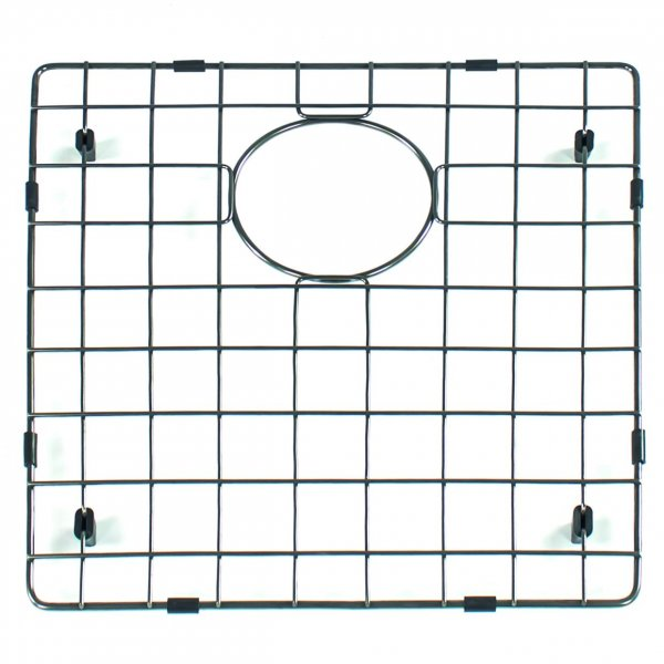 Reginox BOTTOM GRID 40X40 GUN METAL Bodengitter Miami