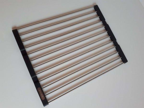 SHIGO Edelstahl - Rollmatte 34x44 cm