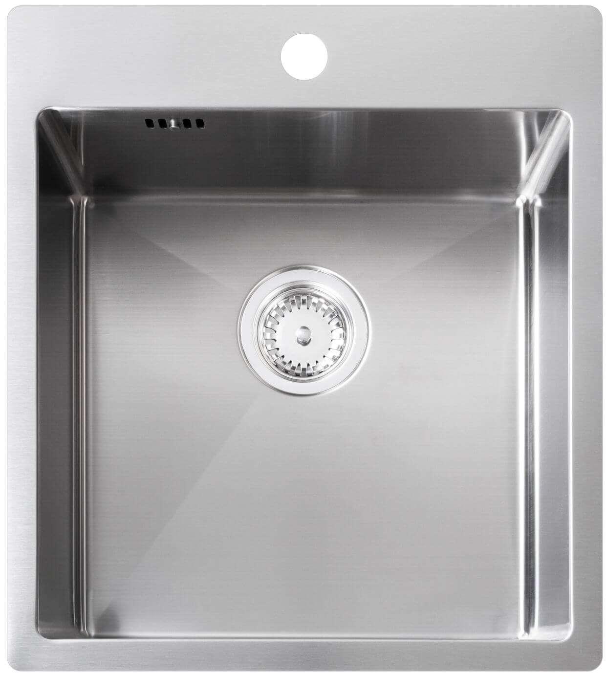 Waschbecken küche edelstahl  SHIGO Edelstahl Spülbecken CLUN1000X | spuelenhandel.de Online-Shop